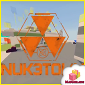 Map FS NUK3TOWN PvP for MCPE icon
