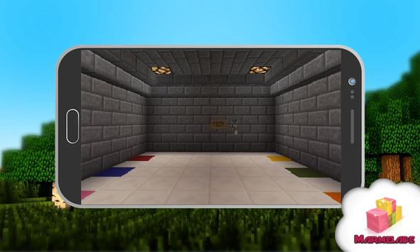 One Shot PvP Map for Minecraft screenshot 2