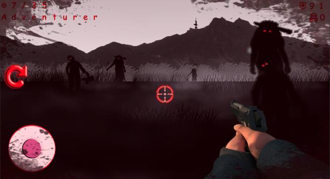 Killing Zombie : Chapter 1 apk screenshot