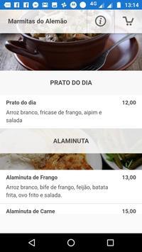 Marmitas do Alemão screenshot 1