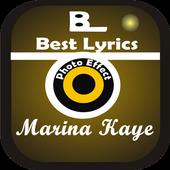 Marina Kaye icon