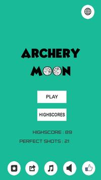 Archery Moon poster