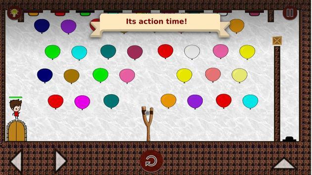 Girl's Escape : Gate Puzzle apk screenshot