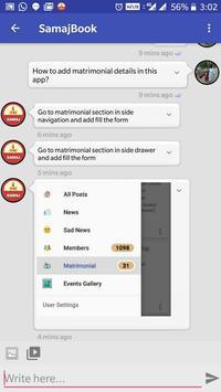 Samajbook - with Live Cricket Scoring apk screenshot