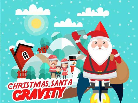 Christmas Santa Gravity : Kids apk screenshot