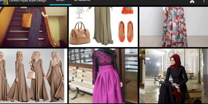 New Hijab turkish ideas screenshot 8