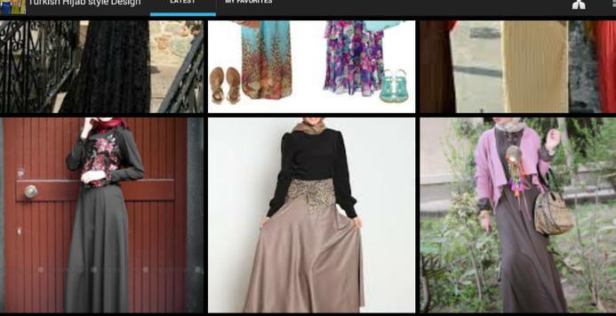 New Hijab turkish ideas screenshot 11