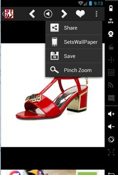 Women's shoes fashion apk screenshot