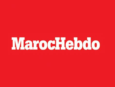 Maroc Hebdo International screenshot 1