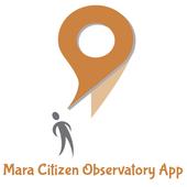 Mara Citizen Observatory App icon
