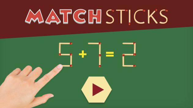 Matchstick Marathi Puzzle Game screenshot 5