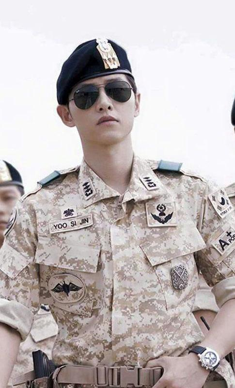 Captain Yoo Si Jin Wallpaper For Android Apk Download