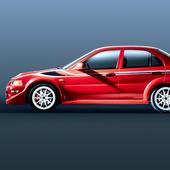 Themes Mitsubishi Evolution icon