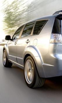 Themes Mitsubishi Outlander apk screenshot