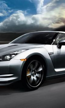 Themes Nissan GT R poster