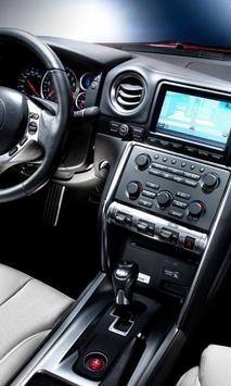 Themes Nissan GT R apk screenshot