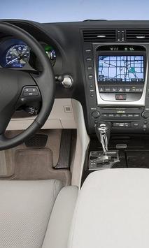 Themes Lexus GS 350 apk screenshot