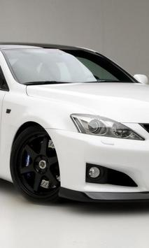 Themes Lexus IS F poster