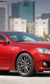 Themes Lexus IS F apk screenshot