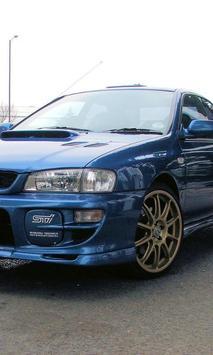 Themes Subaru Impreza WRC apk screenshot