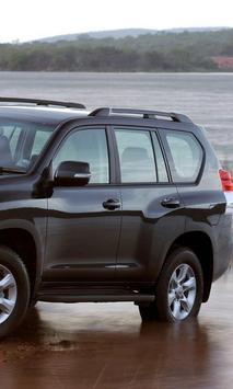 Themes Toyota Land Cruiser apk screenshot