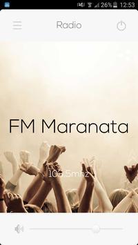Radio Maranata JVG poster