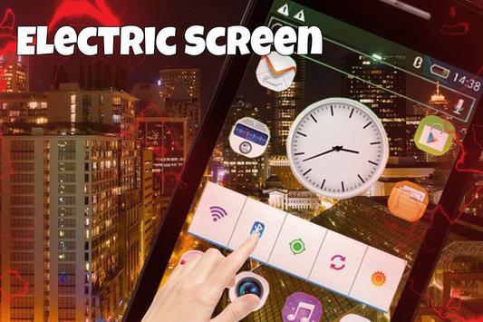Electric Screen Prank apk screenshot