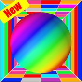 Puzzle Ball Colors NEW icon