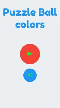 Puzzle Ball Colors NEW apk screenshot