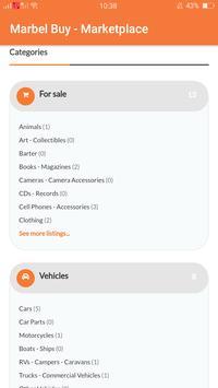 Marbel Buy - Marketplace screenshot 2