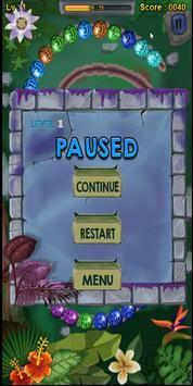 Marble Blast Game apk screenshot
