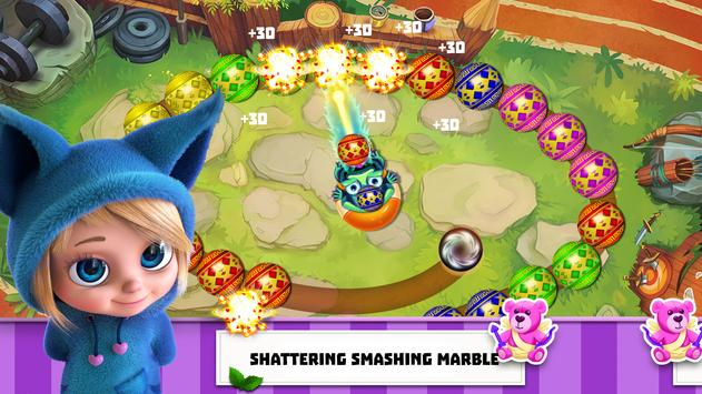 Marble Bubble screenshot 4