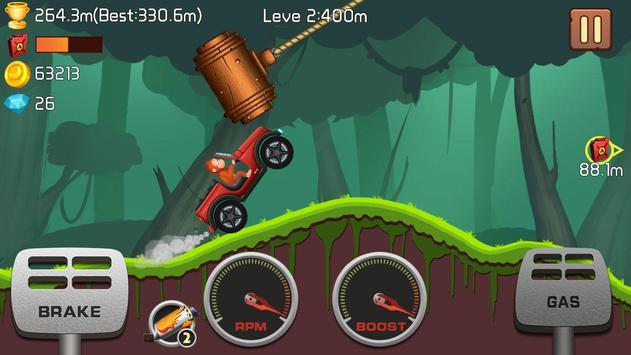 Jungle Hill Racing screenshot 13