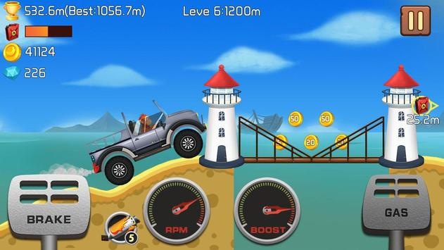 Jungle Hill Racing screenshot 2
