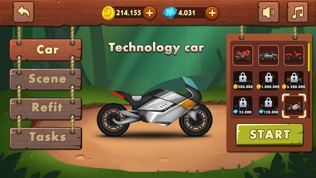 Jungle Hill Racing screenshot 3