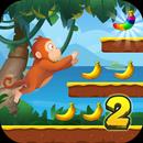 Jungle Monkey Run - Banana Island APK