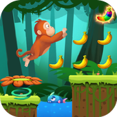 Jungle Monkey Run icono