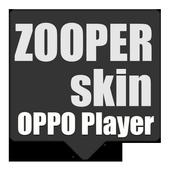 Zooper Skin OPPO Player icon