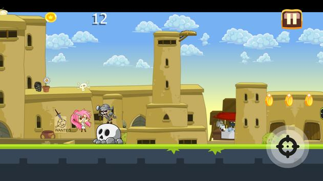Miku in Weird Platformer apk screenshot