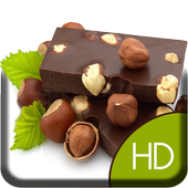 Nuts and Choco Live Wallpaper icon