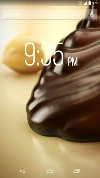 Nuts and Choco Live Wallpaper poster