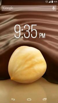 Nuts and Choco Live Wallpaper apk screenshot
