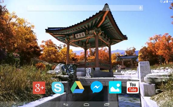Beautiful Japan Live Wallpaper apk screenshot