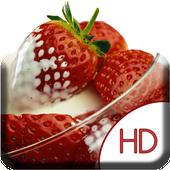 Strawberry and Cream Live WP icon