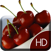 Sweet Cherry Live Wallpaper icon