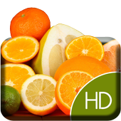 Sweet Citrus Live Wallpaper icon