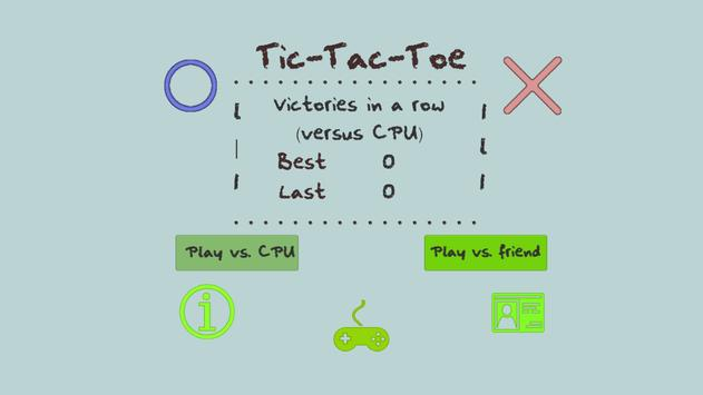 Tic-Tac-Toe(Jogo da Velha) screenshot 5