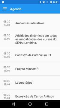 Mundo Senai Londrina apk screenshot