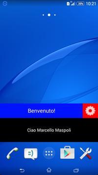 Popup di Benvenuto - Avvisi apk screenshot