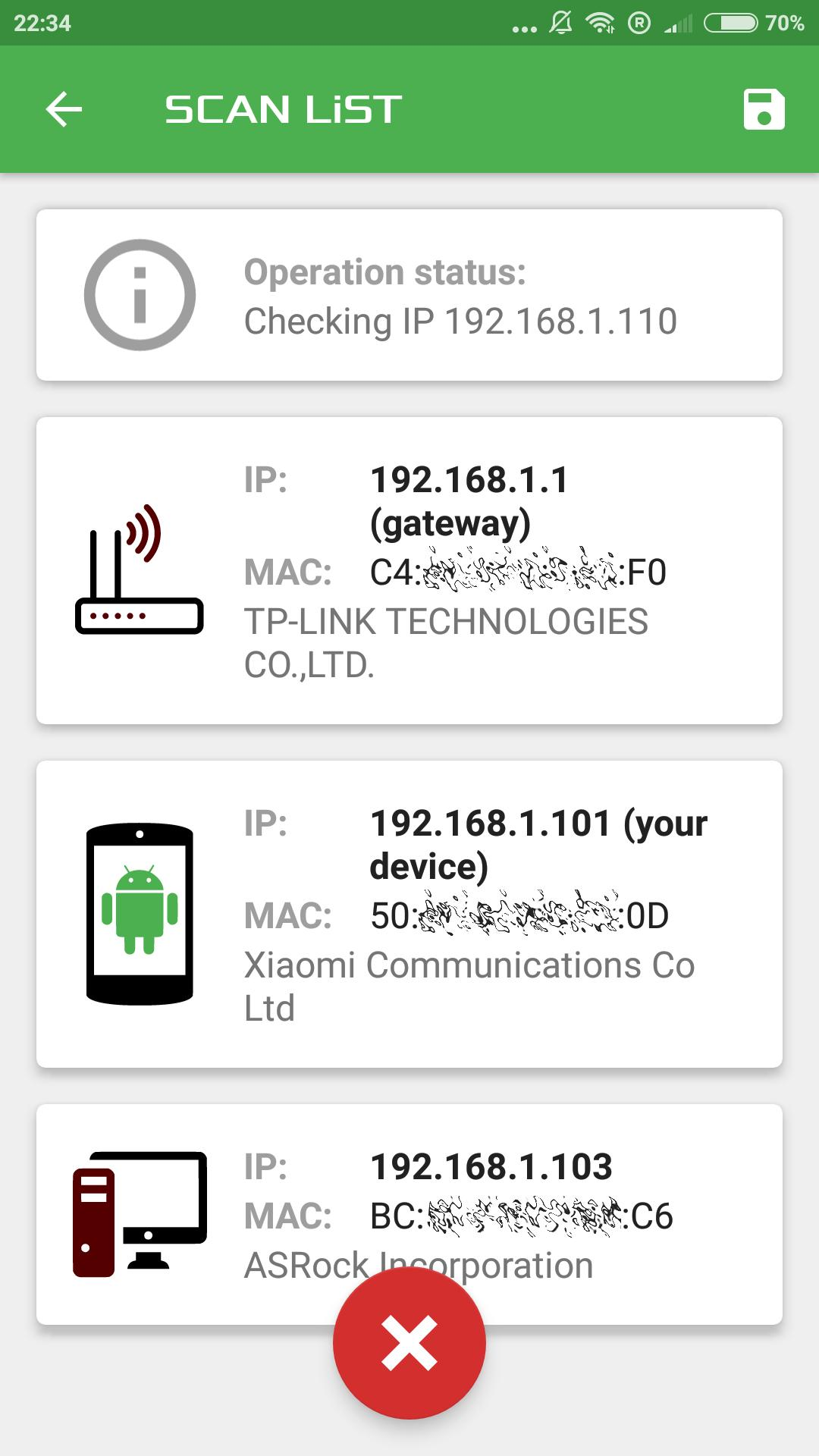 Extended IP Scanner for Android - APK Download